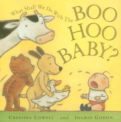 Books About Parenting - What Shall We Do with the Boo-Hoo Baby?