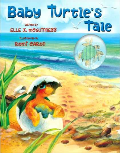 Books About Parenting - Baby Turtle's Tale