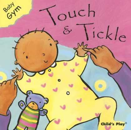 Books About Parenting - Touch & Tickle (Baby Gym)