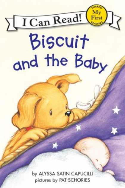 Books About Parenting - Biscuit and the Baby (My First I Can Read)