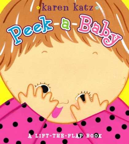 Books About Parenting - Peek-a-Baby: A Lift-the-Flap Book