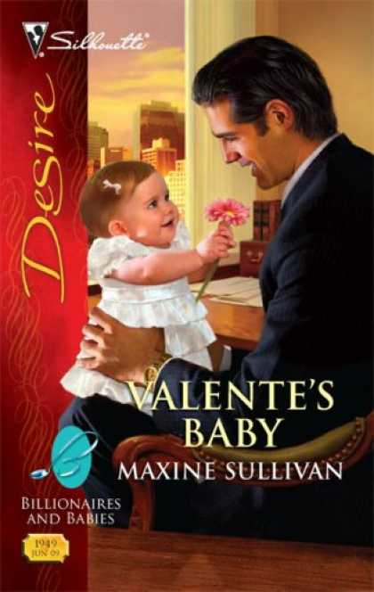 Books About Parenting - Valente's Baby (Silhouette Desire)