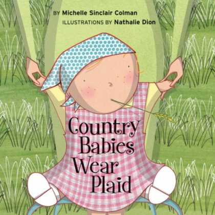 Books About Parenting - Country Babies Wear Plaid (Urban Babies Wear Black)