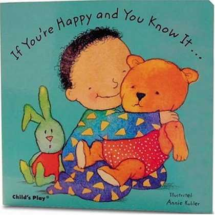 Books About Parenting - If You're Happy and You Know It (Baby Board Books)
