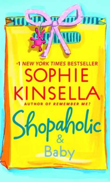 Books About Parenting - Shopaholic & Baby
