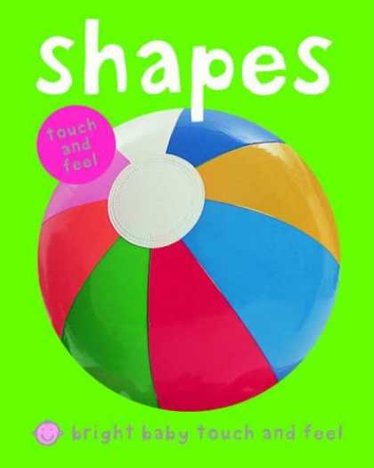 Books About Parenting - Bright Baby Touch & Feel Shapes (Bright Baby Touch and Feel)