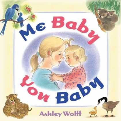 Books About Parenting - Me Baby, You Baby