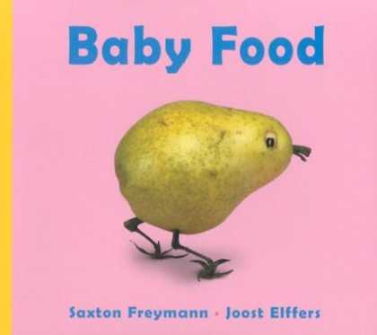 Books About Parenting - Baby Food