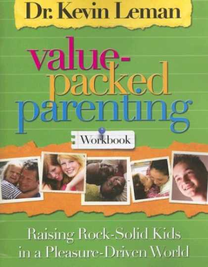 Books About Parenting - Value Packed Parenting Workbook