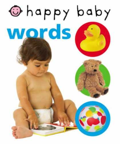 Books About Parenting - Happy Baby: Words