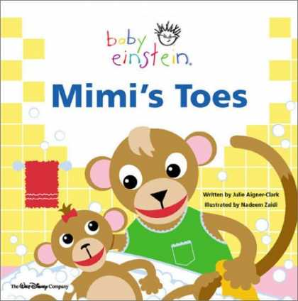 Books About Parenting - Baby Einstein: Mimi's Toes