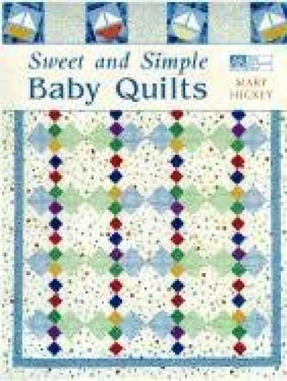 Books About Parenting - Sweet and Simple Baby Quilts