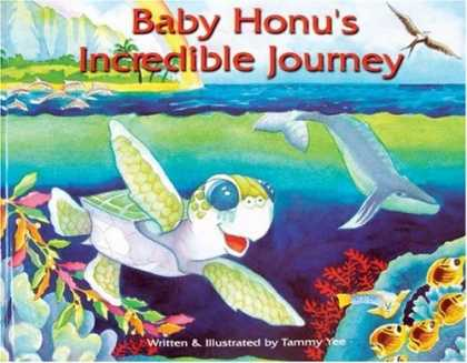Books About Parenting - Baby Honu's Incredible Journey