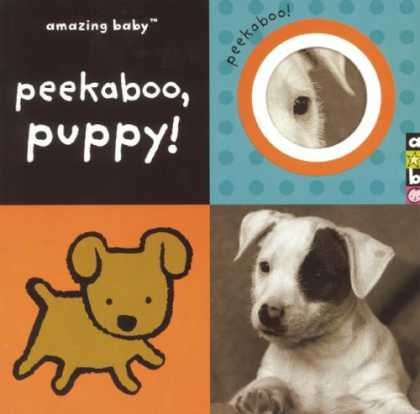Books About Parenting - Amazing Baby: Peekaboo, Puppy!