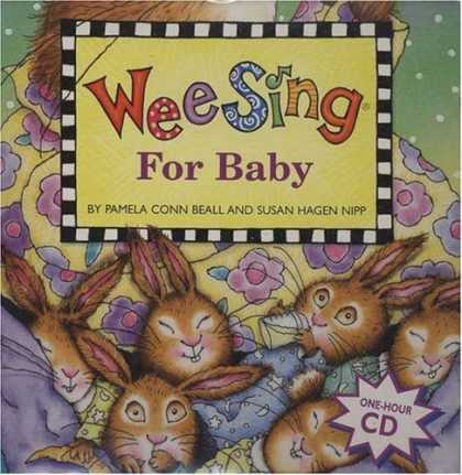 Books About Parenting - Wee Sing for Baby (Paperback w/ CD)