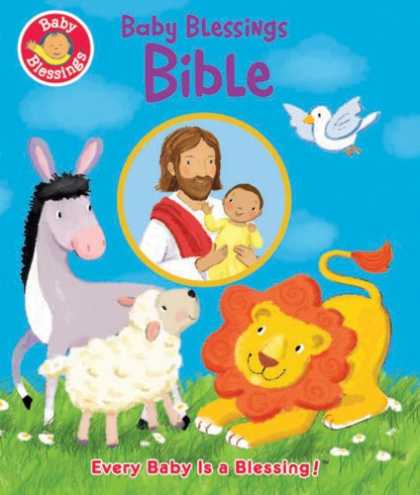 Books About Parenting - Baby Blessings Bible