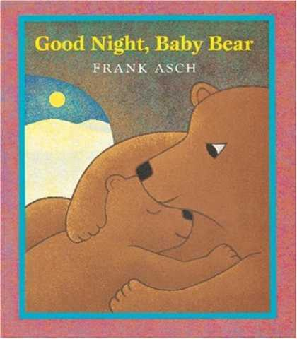 Books About Parenting - Good Night, Baby Bear