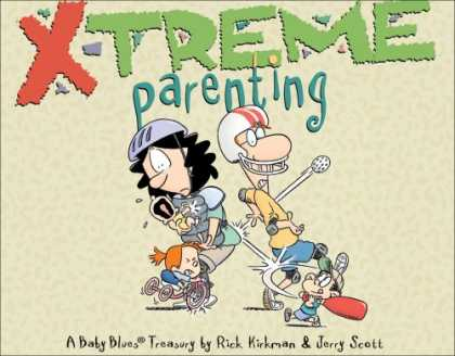Books About Parenting - X-Treme Parenting: A Baby Blues Treasury