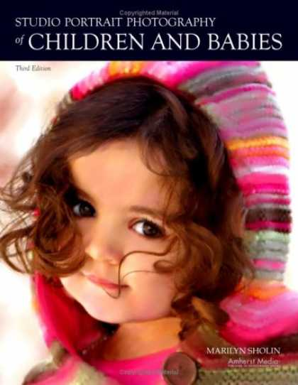 Books About Parenting - Studio Portrait Photography of Children and Babies