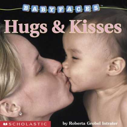 Books About Parenting - Hugs & Kisses (Baby Faces)