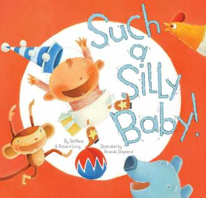 Books About Parenting - Such a Silly Baby!