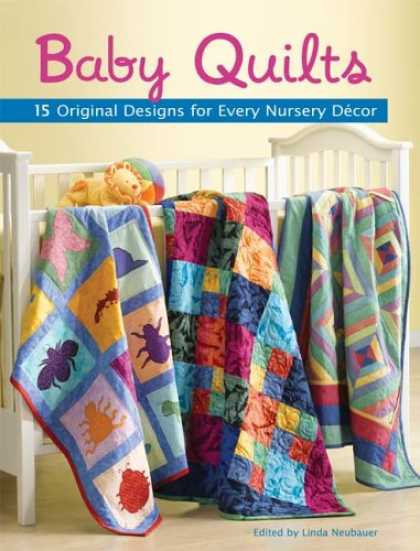 Books About Parenting - Baby Quilts: 15 Original Designs for Every Nursery Decor