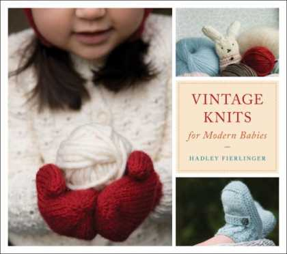 Books About Parenting - Vintage Knits for Modern Babies