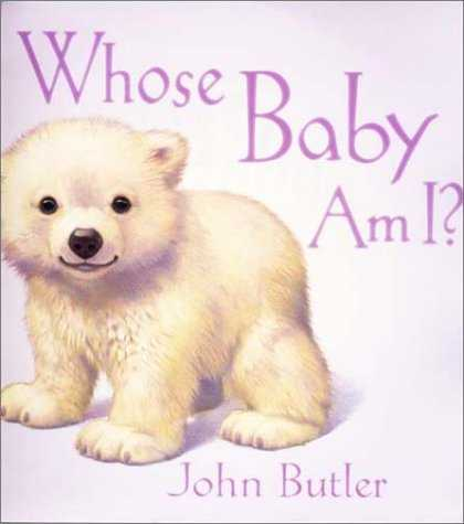 Books About Parenting - Whose Baby Am I?