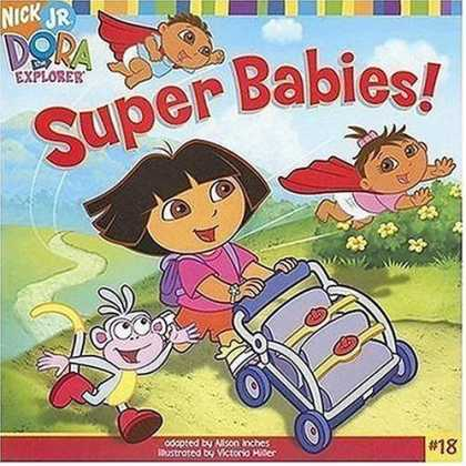 Books About Parenting - Super Babies! (Dora the Explorer)