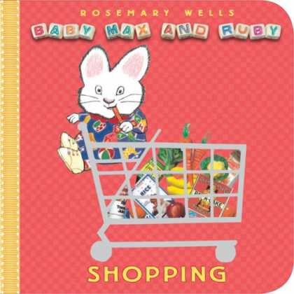 Books About Parenting - Shopping (Baby Max and Ruby)