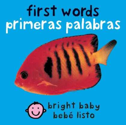 Books About Parenting - Bilingual Bright Baby Words