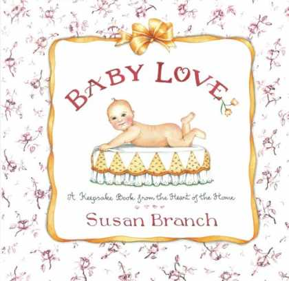 Books About Parenting - Baby Love: A Keepsake Book from the Heart of the Home