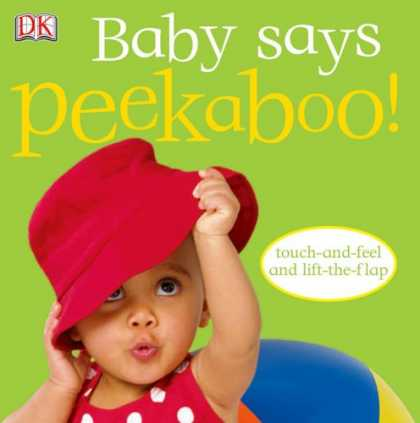 Books About Parenting - Baby Says Peekaboo!