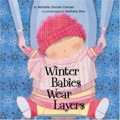 Books About Parenting - Winter Babies Wear Layers (Urban Babies Wear Black)