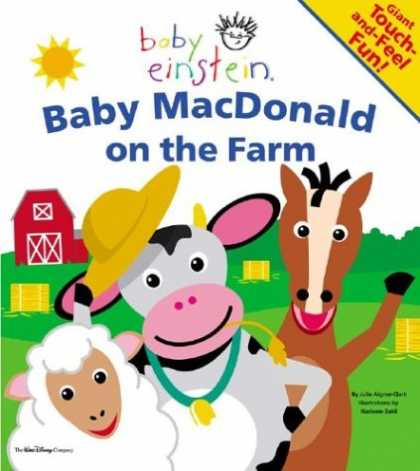 Books About Parenting - Baby Einstein: Baby MacDonald on the Farm