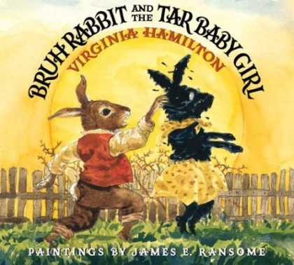 Books About Parenting - Bruh Rabbit And The Tar Baby Girl