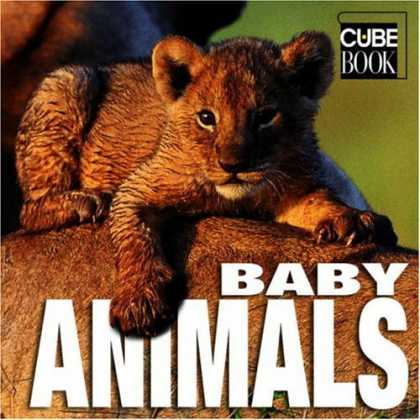 Books About Parenting - Baby Animals (MiniCube)