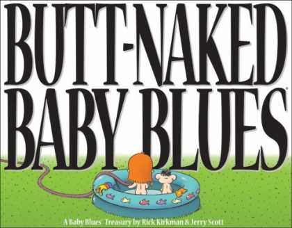 Books About Parenting - Butt Naked Baby Blues: A Baby Blues Treasury
