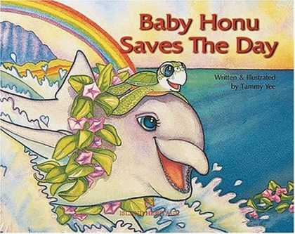 Books About Parenting - Baby Honu Saves the Day