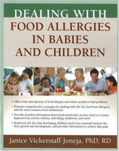 Books About Parenting - Dealing with Food Allergies in Babies and Children