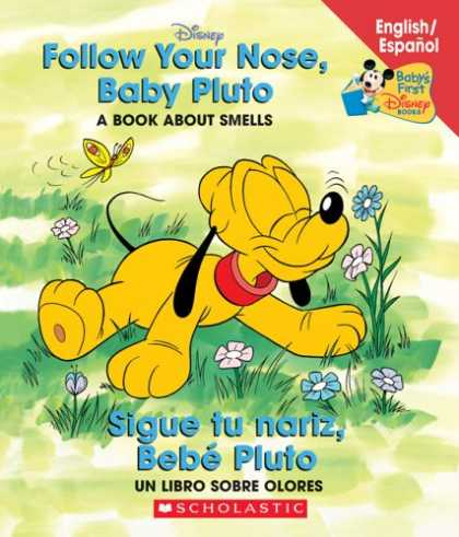 Books About Parenting - Follow Your Nose Baby Pluto / Sigue tu nariz Bebe Pluto: Follow Your Nose, Baby