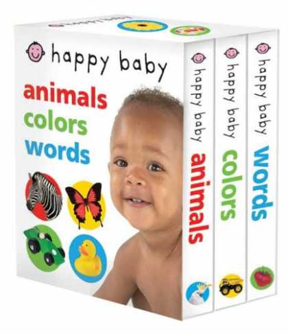 Books About Parenting - Happy Baby Slipcase