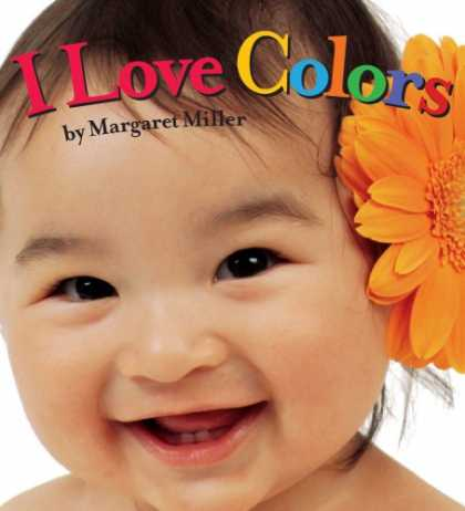 Books About Parenting - I Love Colors (Look Baby! Books)