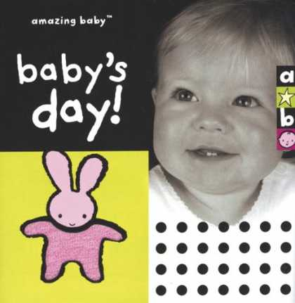 Books About Parenting - Amazing Baby: Baby's Day!