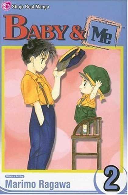 Books About Parenting - Baby & Me, Volume 2 (Baby and Me (Graphic Novels))