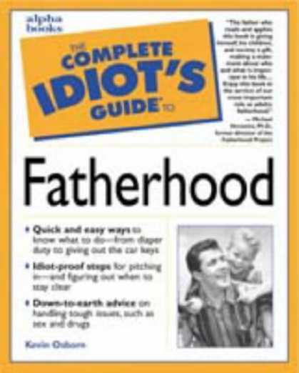 Books About Parenting - The Complete Idiot's Guide to Fatherhood