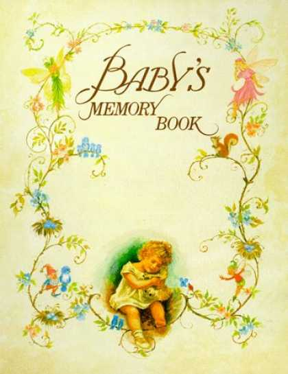 Books About Parenting - Baby's Memory Book