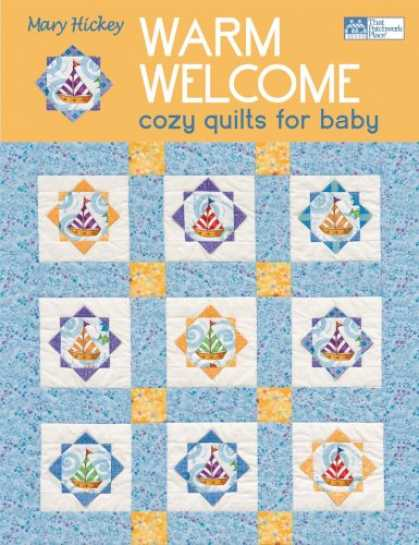 Books About Parenting - Warm Welcome: Cozy Quilts for Baby
