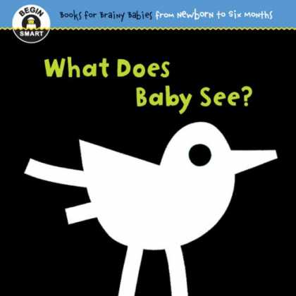 Books About Parenting - Begin Smart: What Does Baby See?