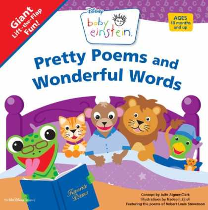 Books About Parenting - Baby Einstein: Pretty Poems and Wonderful Words